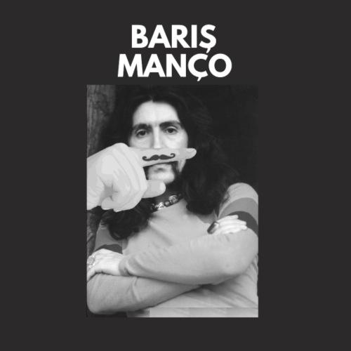 Baris Manco - Fingerstache - Männer Premium Hoodie