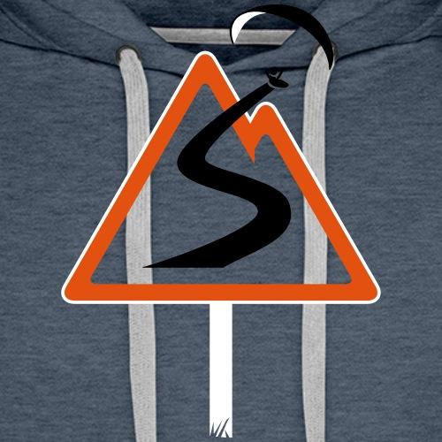 spirit 2 - Sweat-shirt à capuche Premium pour hommes
