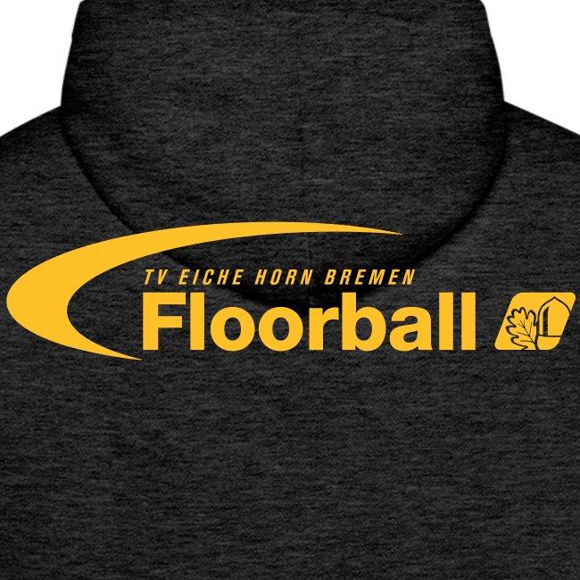 Eiche Floorball Logo einfarbig ohne Eichelrillen