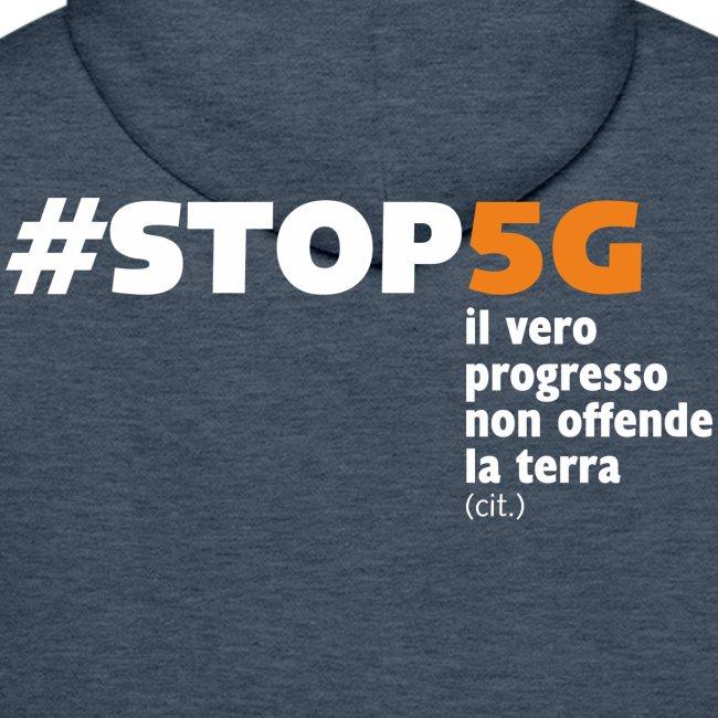 Linea Stop5G con frase
