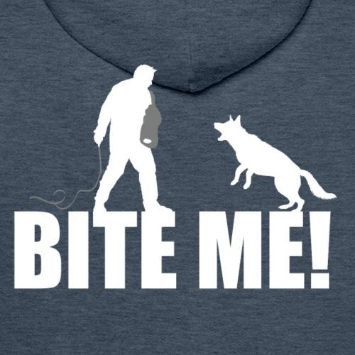 Bite Me - Men's Premium Hoodie
