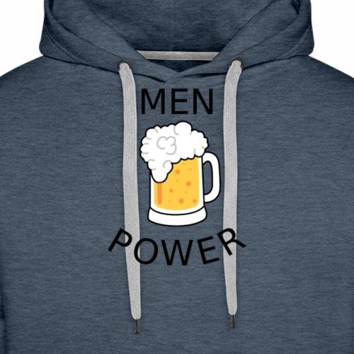 Men Power - Männer Premium Hoodie