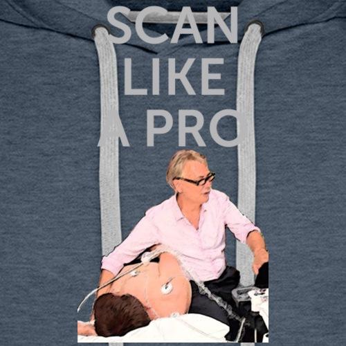 Ultrasound Expert - Men's Premium Hoodie