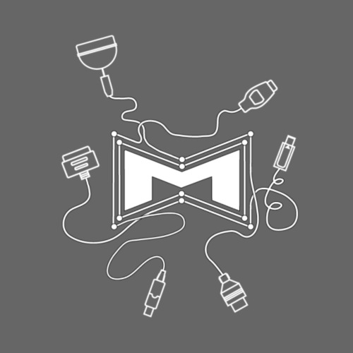 M Wear - Wires - Men's Premium Hoodie