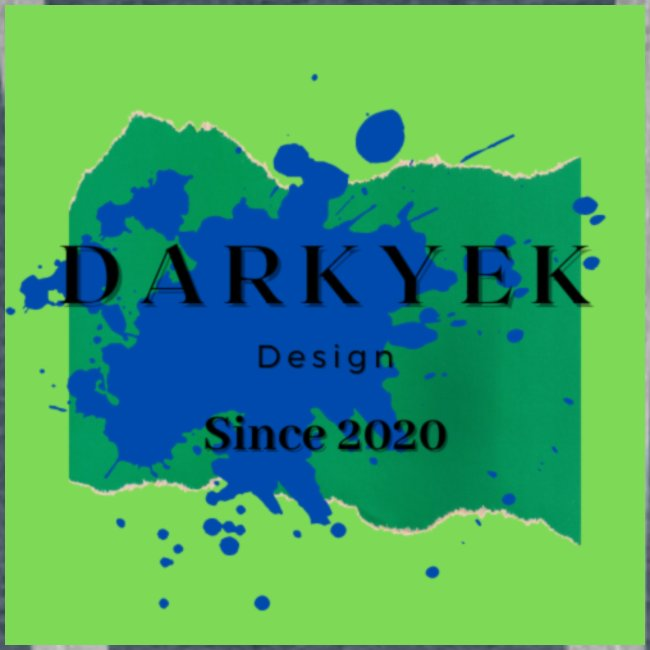 darkyek design green