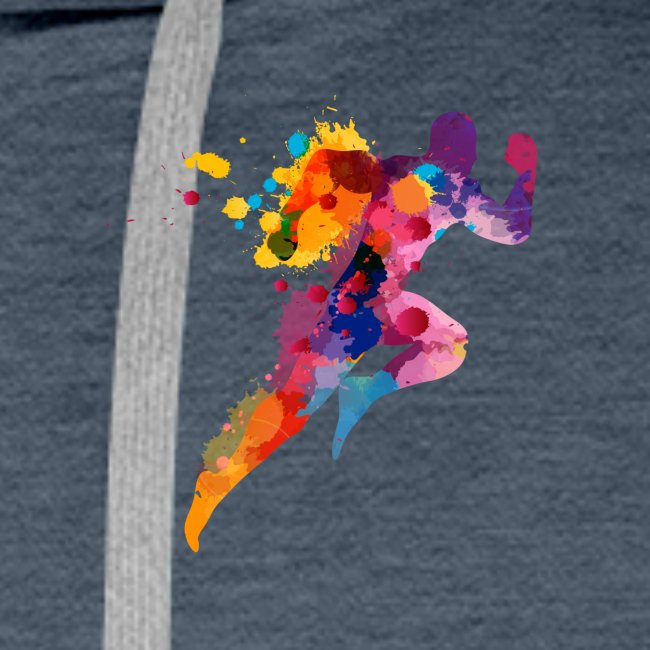 Running colores