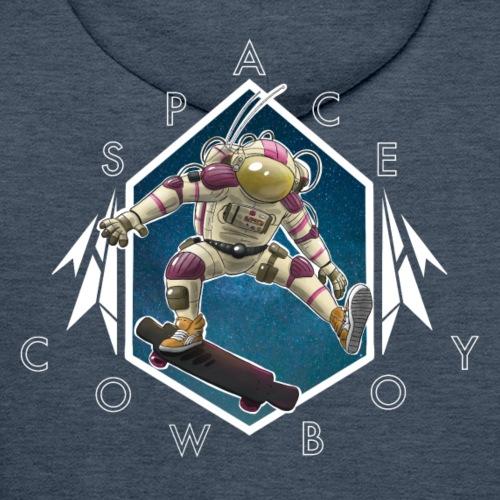 Space Cowboy - Sweat-shirt à capuche Premium pour hommes