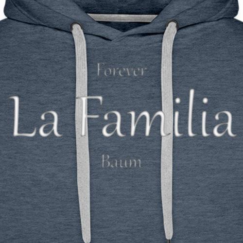 La Familia Baum - Männer Premium Hoodie