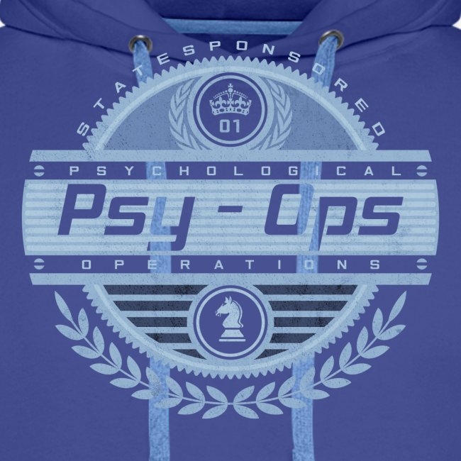 PSYCHOLOGICAL OPERATIONS BLUE