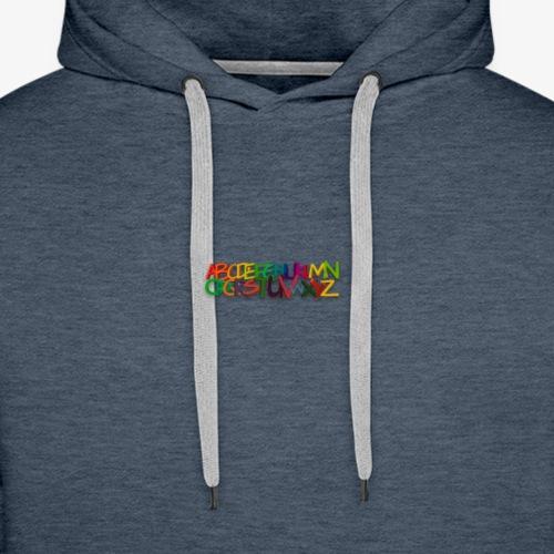ABC T-Shirt - Männer Premium Hoodie