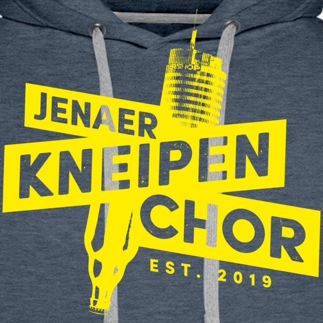 01 Jenaer Kneipenchor Logo gelb
