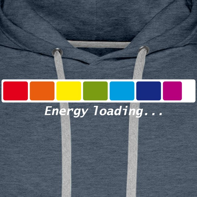 Energie Loading Chakras
