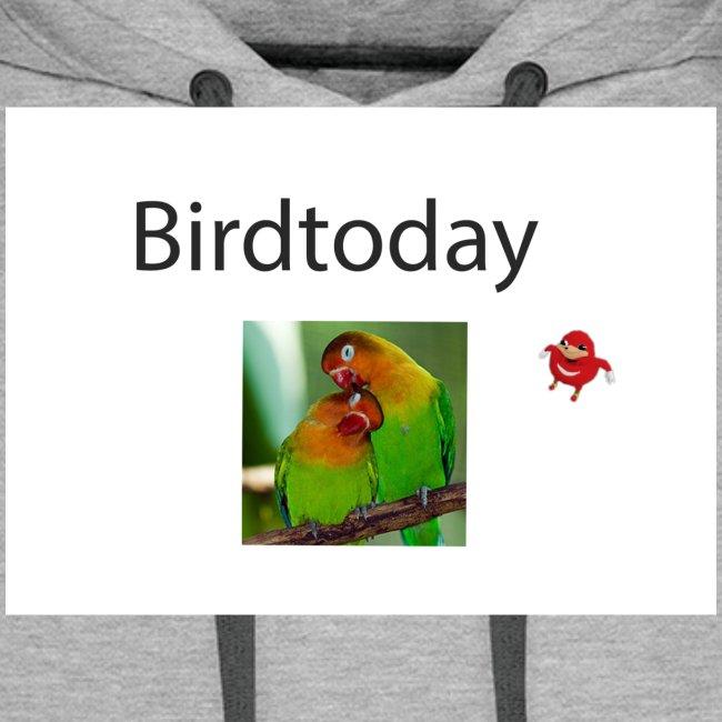 Birdtoday en Knuckels