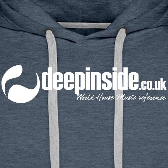 DEEPINSIDE World Reference logo white
