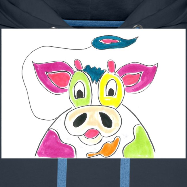 Vrolijke koeien