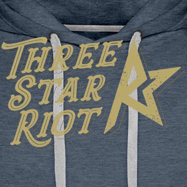 Three Star Riot logo väri
