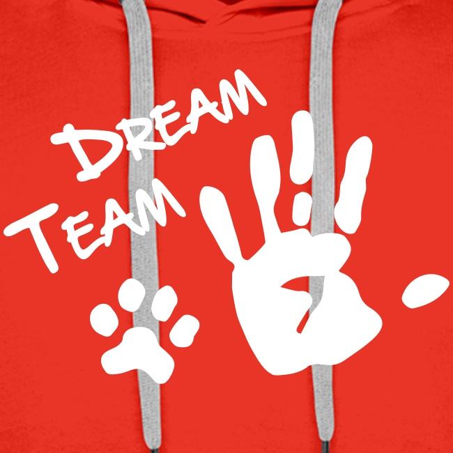 Dream Team Hand Hundpfote