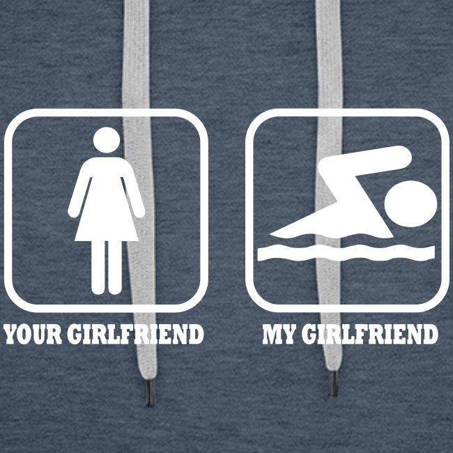 Swimmer girlfriend