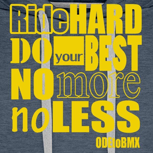 ridehard yellow