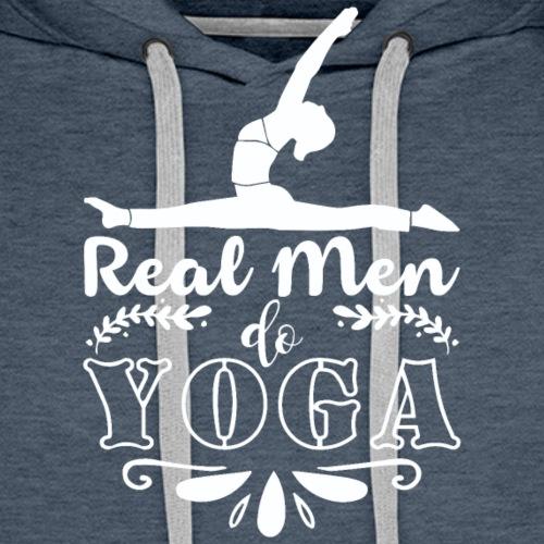 Yoga Day - Männer Premium Hoodie