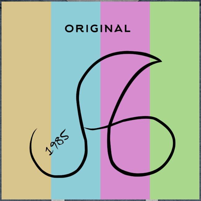 Marken Logo ag 1985