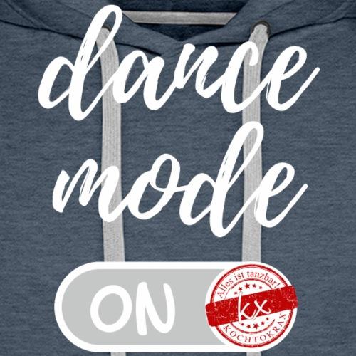 dance mode w - Männer Premium Hoodie