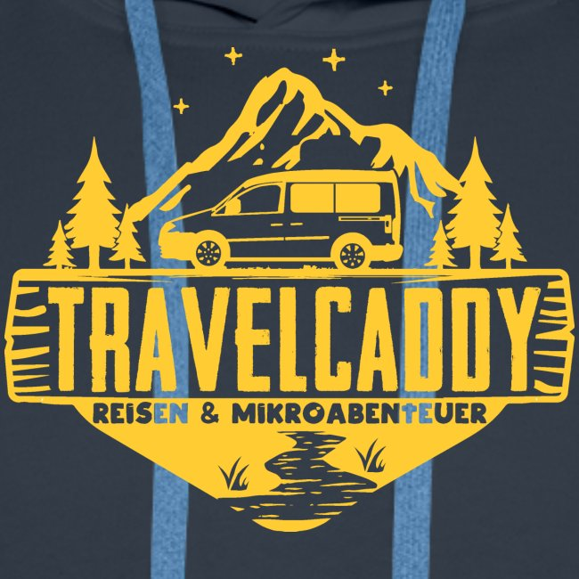 Original Travelcaddy.de Merchandise