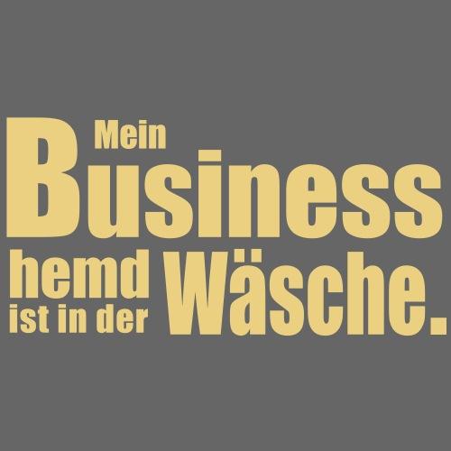 Business Hemd - Männer Premium Hoodie