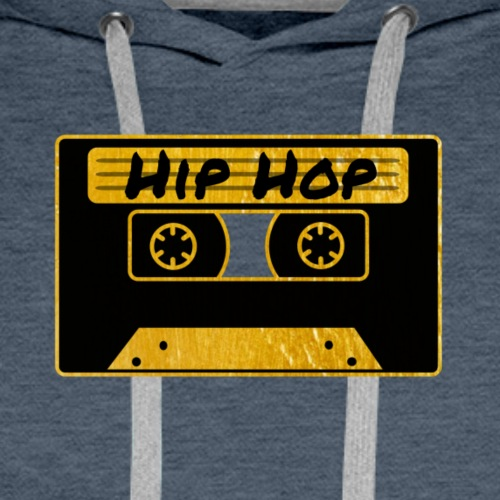 Hip Hop MC - Männer Premium Hoodie