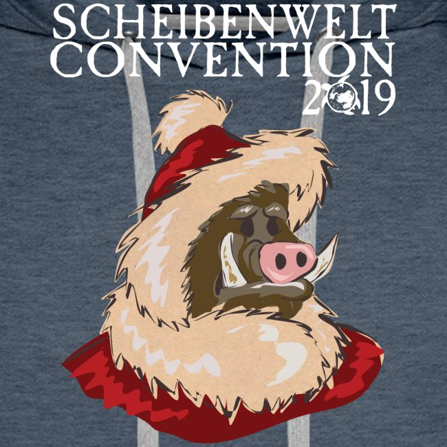 Scheibenwelt Convention 2019 - Schneevater