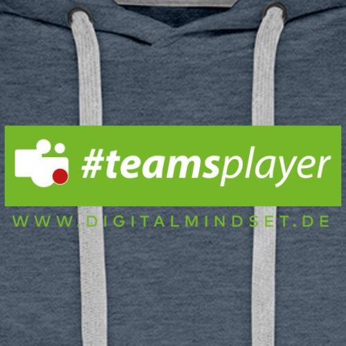 #teamsplayer - Männer Premium Hoodie