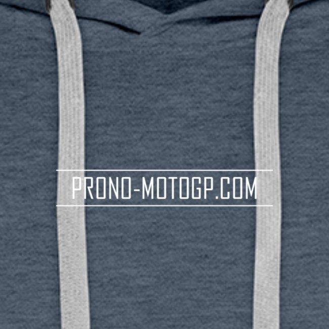 logo prono motogp impression casquette droite