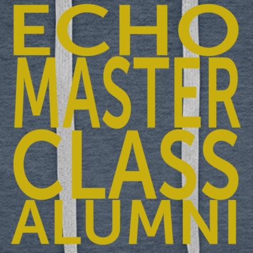 Echo Masterclass - Men's Premium Hoodie
