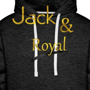 Jack & Royal - Premium hettegenser for menn