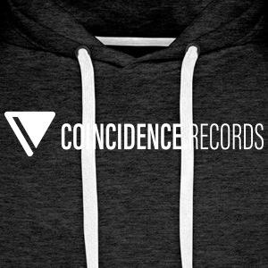 Coincidence Records 2017 - Mannen Premium hoodie