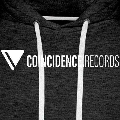 Coincidence Records 2017 - Mannen Premium hoodie