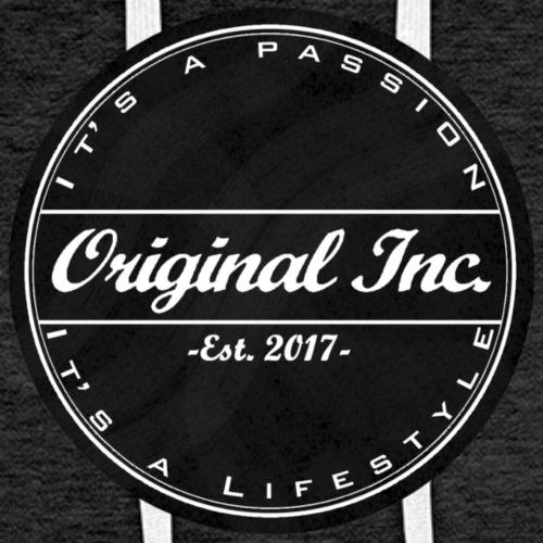 Logo classique - Sweat-shirt à capuche Premium pour hommes