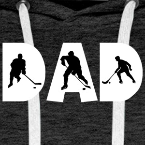 Hockey Dad - Premiumluvtröja herr