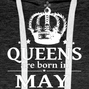 May Queen - Men's Premium Hoodie