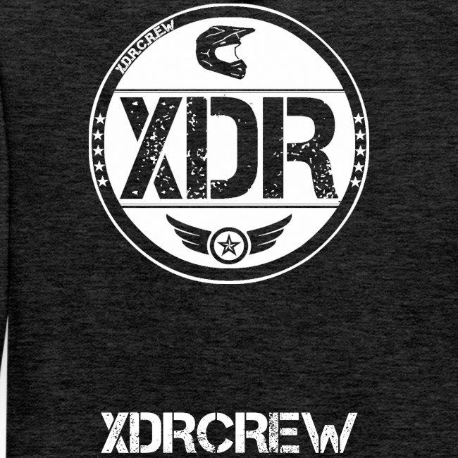 XDR CREW T SHIRT LOGO BIG png