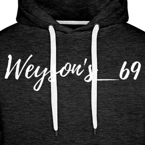 Weyzons69 - Men's Premium Hoodie
