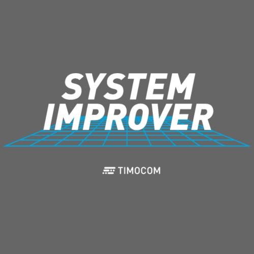 System improver - Herre Premium hættetrøje