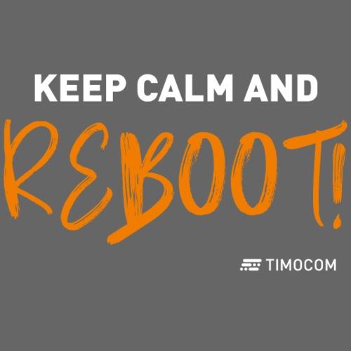 Reboot - Herre Premium hættetrøje