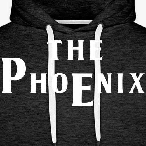 The Phoenix - Sweat-shirt à capuche Premium pour hommes