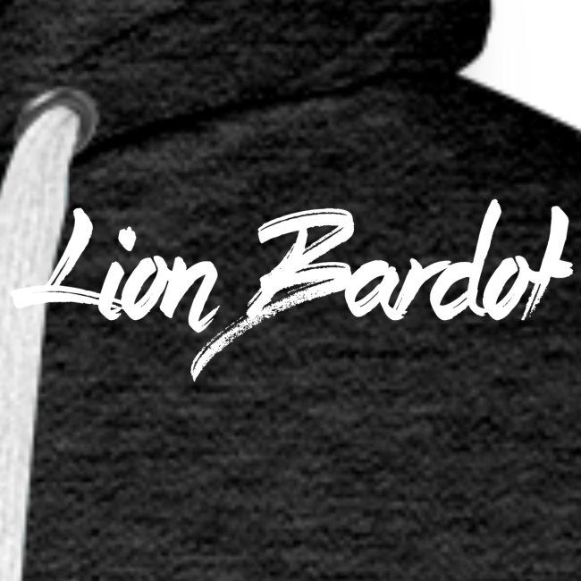 Lion Bardot Logo weiß png