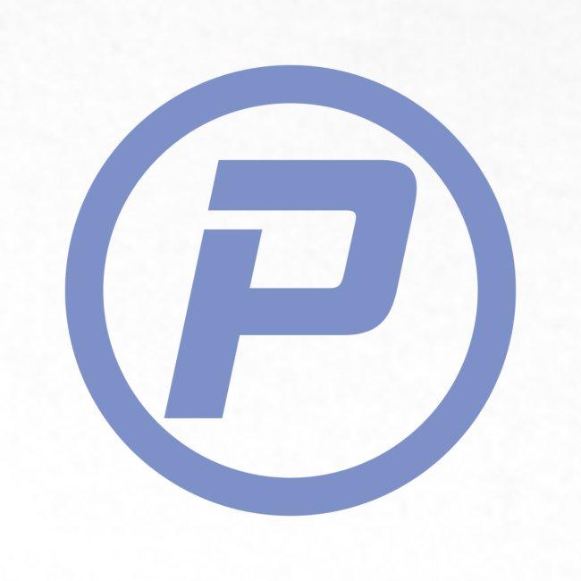 Polaroidz - Small Logo Crest | Light Blue