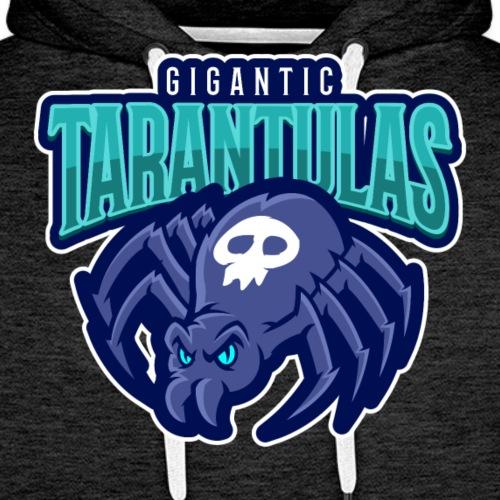 Gamers Tarántula Esports - Sudadera con capucha premium para hombre