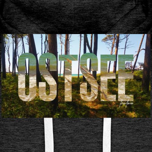 Ostsee - Männer Premium Hoodie