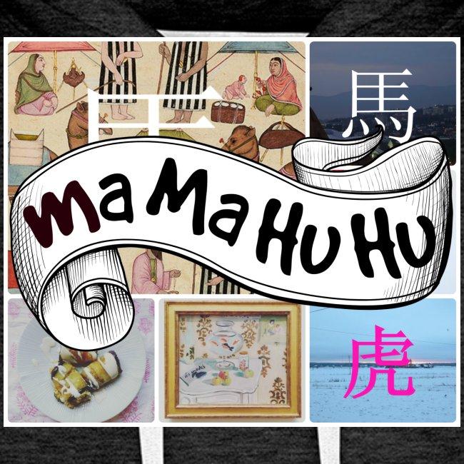 Ma ma hu hu / So-so phonecase