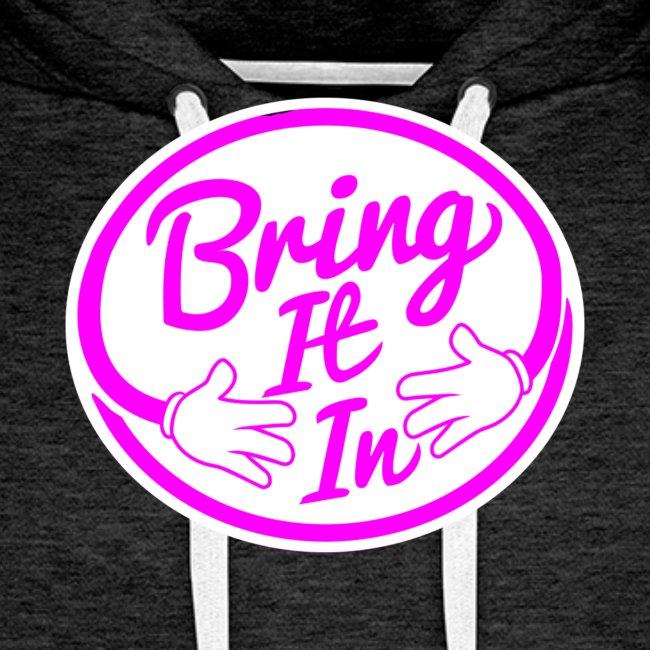 BII Pink font png